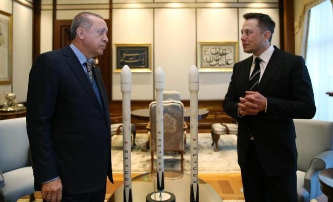 Türksat 5A haberleşme uydusu 30 Kasım'da ABD'de uzaya fırlatılacak