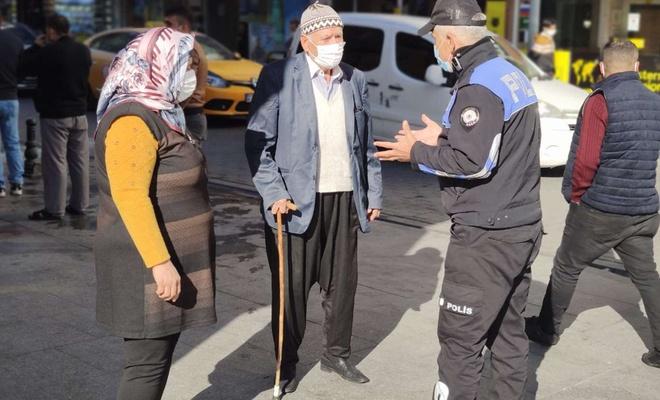 Gaziantep'te Covid-19 denetimleri devam ediyor