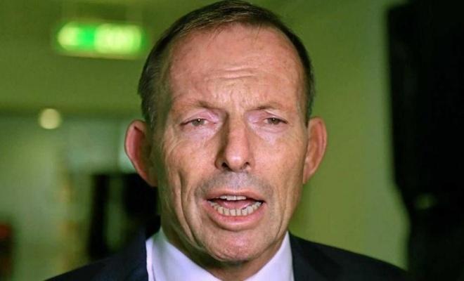 Tonny Abbott'a göre kazandırdığın kadar insansın!