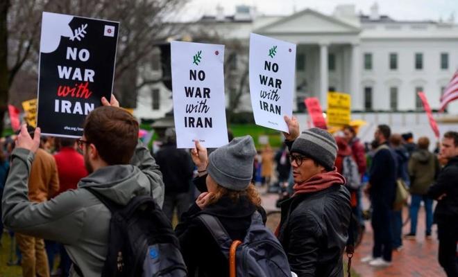 Yeni araştırma: Amerikalılar, İran krizinin derinleşmesinden rahatsız