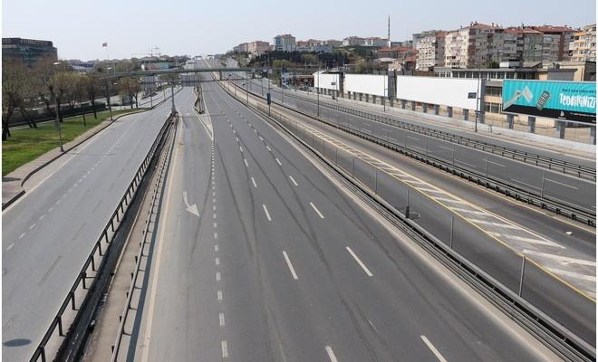 30 büyükşehir ile Zonguldak'ta konulan sokağa çıkma yasağı bu gece sona eriyor