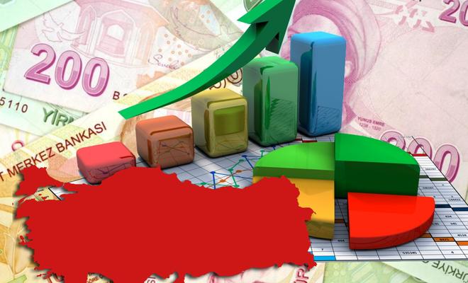 Türkiye ekonomisi %4,5 büyüdü