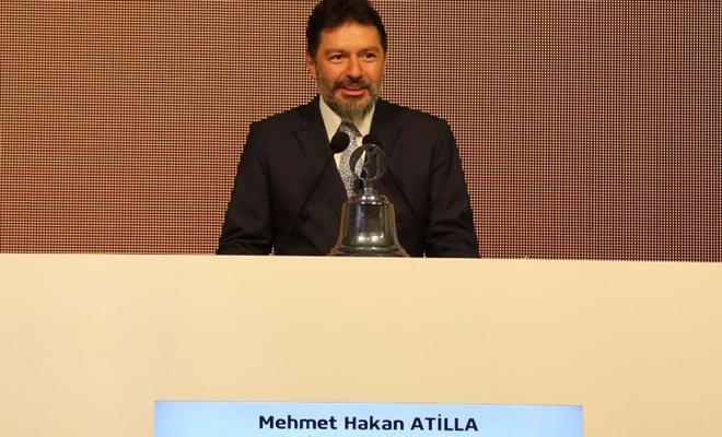 Borsa İstanbul'dan Genel Müdür Hakan Atilla'nın istifa ettiği iddialarına açıklama