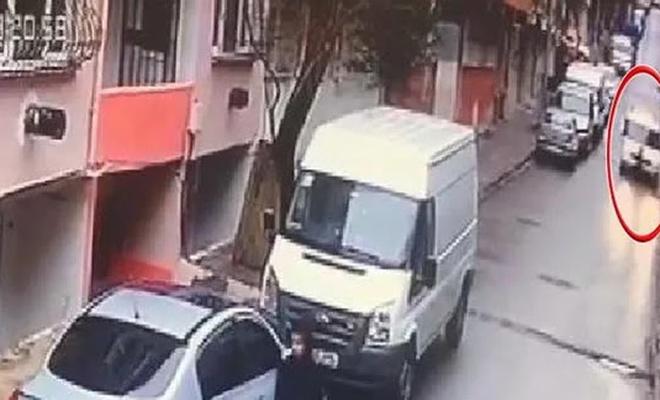 İstanbul'da Trafik Kazsı: 1 Ölü