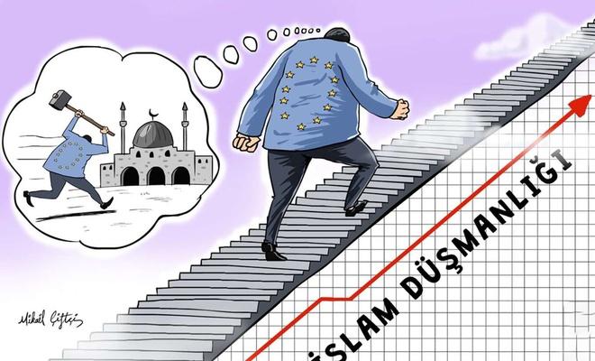 Avrupa'da yükselen İslam düşmanlığı ibadet kısıtlamasına kapı aralıyor