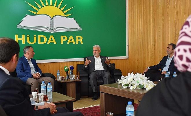 HÜDA PAR Genel Başkanı Yapıcıoğlu: Aile yıkılırsa onun yerini tutacak başka bir kurum yoktur