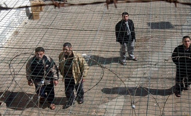 İşgal Güçleri Askalan Cezaevi'ne Baskın Düzenledi