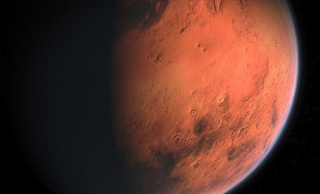 Mars'ta daha büyük nehirler varmış