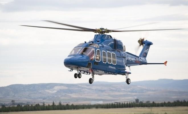 Gökbey helikopteri Kartal ile uçacak