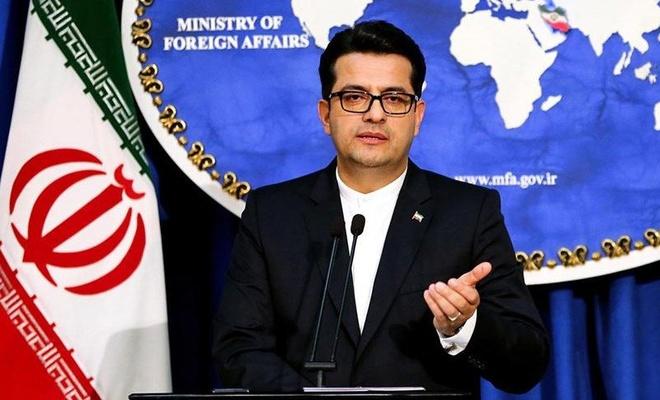 """İran'dan  """"Ayasofya"""" açıklaması"""