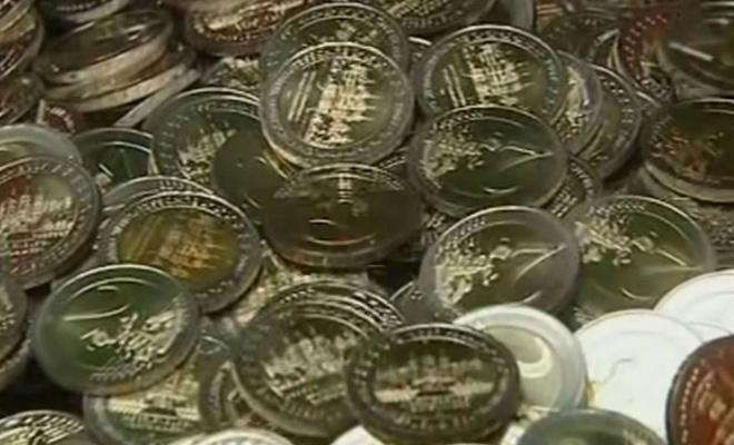 """Sahte """"Euro"""" üretim atölyesine operasyon: 5 kişi yakalandı"""