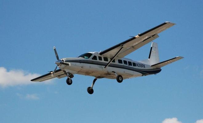 İtalya'da küçük uçak düştü: 2 ölü