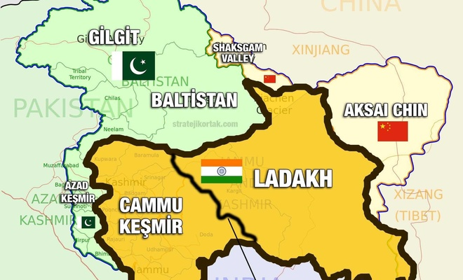 Taliban Hindistan'ı da korkuttu