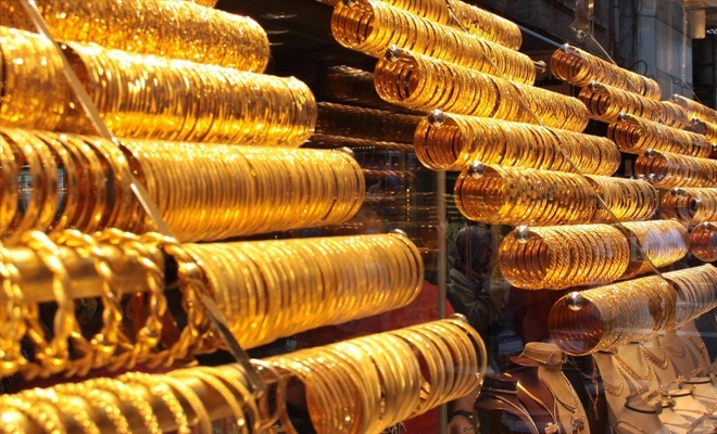 Kuyumcuda 20 kilo sahte altın ele geçirildi!