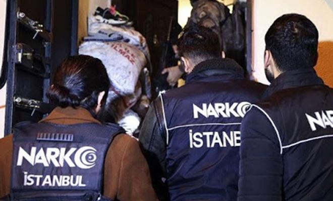 İstanbul'da son bir haftada uyuşturucu suçlarından 149 kişi tutuklandı