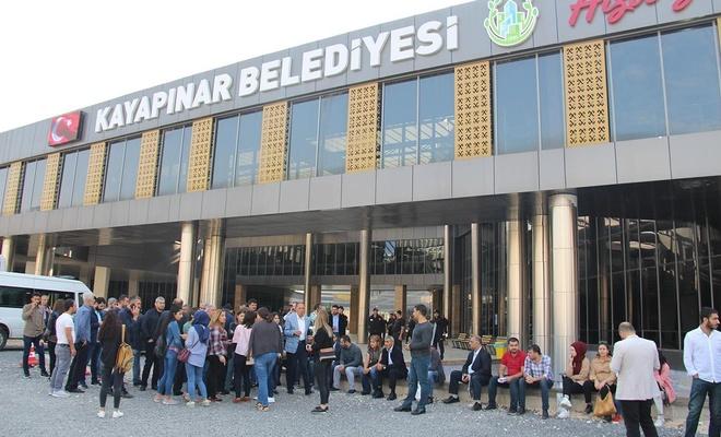 Ex- mayors taken into custody in Diyarbakır