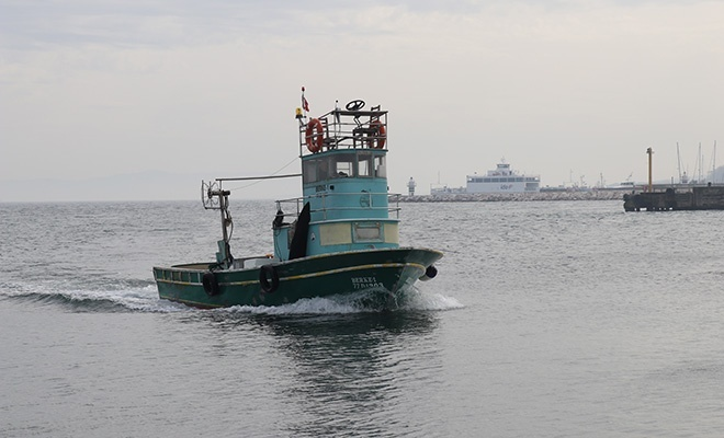 Marmaralı balıkçılar sezondan umduğunu bulamadı