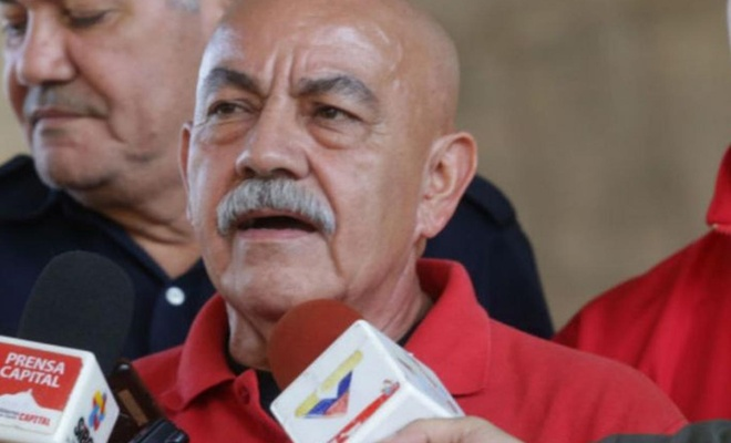 Caracas Belediye Başkanı Covid-19 nedeniyle öldü