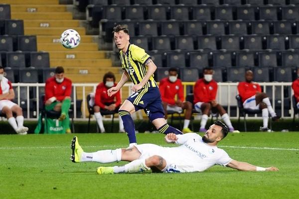 Fenerbahçe, Erzurum engelini rahat aştı