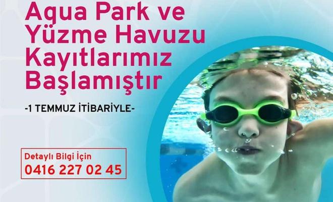 Adıyaman Belediyesi yüzme sezonunu açıyor