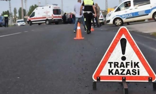 Tokat'ta iki araç kafa kafaya çarpıştı: 4 ölü 6 yaralı