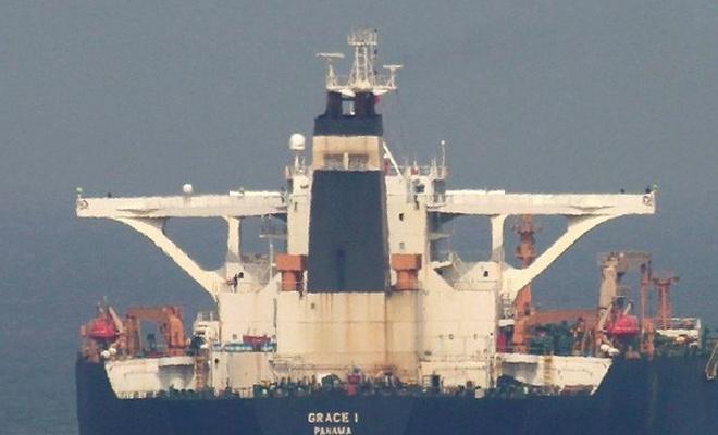 İran'ın Grace 1 adlı gemisi bu gece serbest kalabilir