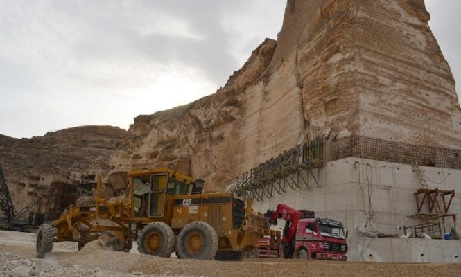 Strengthening works in Hasankeyf to cost ?250 million