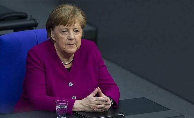 Merkel tedbir çağrısında bulundu