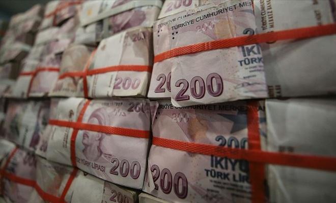 Bütçe haziranda 25 milyar lira verdi