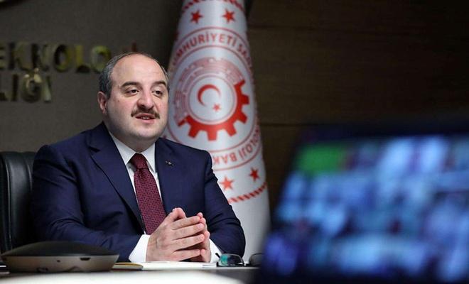 Sanayi Bakanı Varank: Türkiye'nin Kanada'dan ithal ettiği herhangi bir SİHA parçası yok