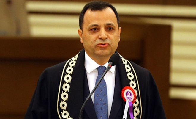 AYM Başkanı Arslan: Bekleyen 47 bin bireysel başvuru var