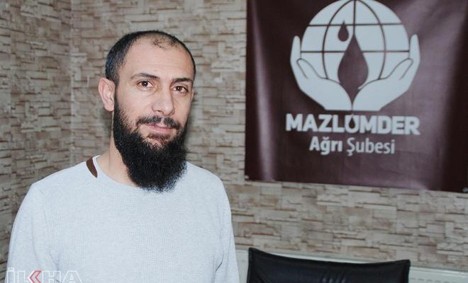 MAZLUMDER Ağrı Şubesi: 28 mağdurları hâlâ cezaevlerinde tutulmakta