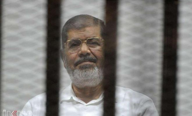 Şehitler Kervanı Platformu Başkanı Çelik: Mursi, ABD ve Avrupa'nın talimatıyla şehid edildi
