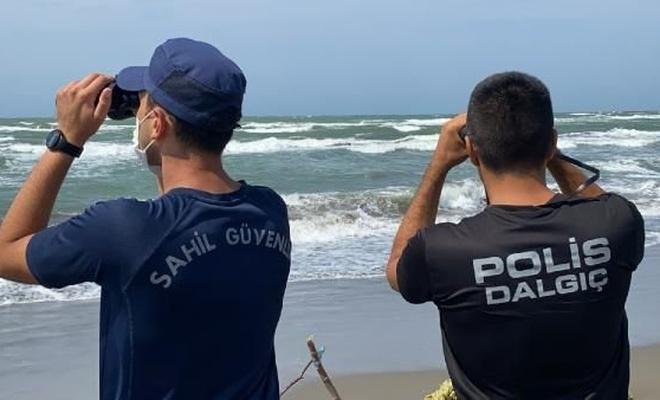Kanseri yenen çocuk denizde kayboldu
