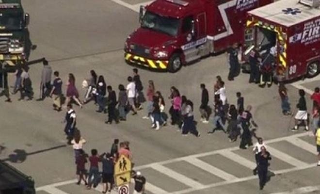 ABD`de liseye silahlı saldırı