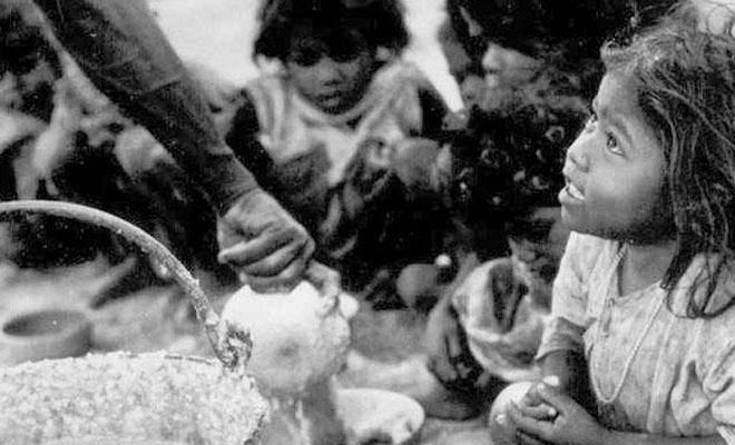 Açlığın Fotoğraf Sergisi