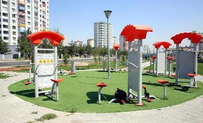 Park inşaatı yaptırılacaktır
