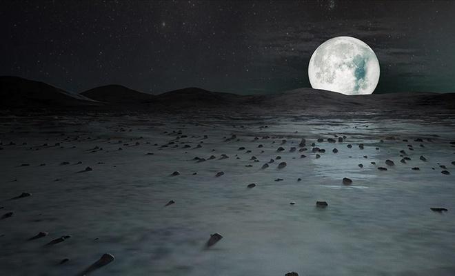 'Chang'e 5' uzay aracı Ay'a indi
