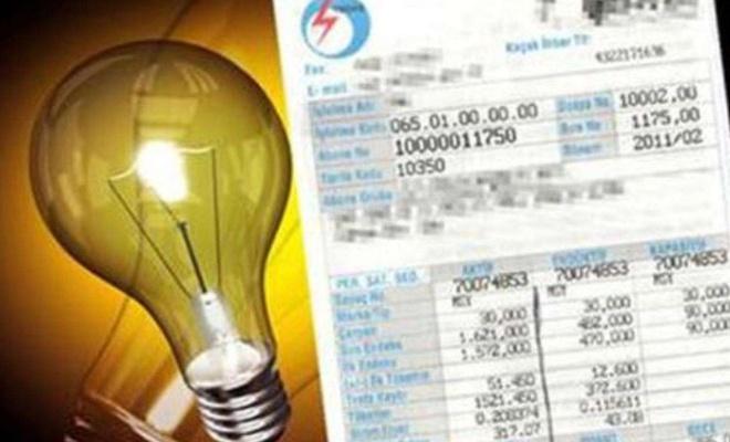 Halk elektrik ve doğalgaz zamlarının geri çekilmesini istiyor