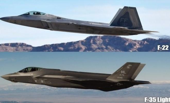 Çin, F-35 ve F-22 Savaş Uçaklarının Gizli Bilgilerini Ele mi Geçirdi?