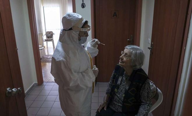 85 yaş üzerindeki vatandaşların aşılanmasına bugün başlanıyor