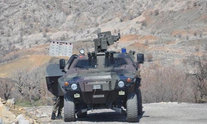 Siirt`te 4 PKK`li öldürüldü