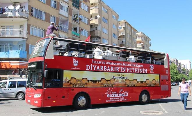Diyarbakır'ın fethi seslendirilen ilahilerle kutlandı