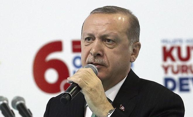 Erdoğan: Afrin harekatı fillen başladı