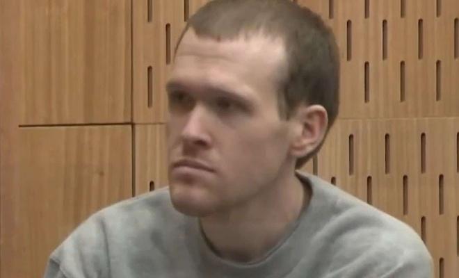 Cani Brenton Tarrant: Camide daha fazla Müslüman öldürmediğim için pişmanım!