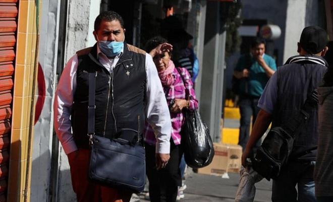يرتفع عدد الوفيات من فيروس كورونا إلى 8.534 في المكسيك