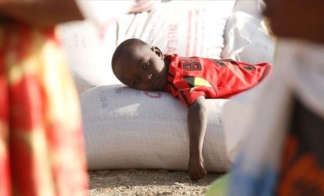 BM: Tigray'daki gıda stokları tükenmek üzere
