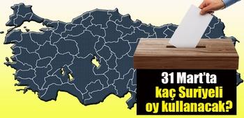Bakan Soylu Suriyelilerin oy sayısını açıkladı