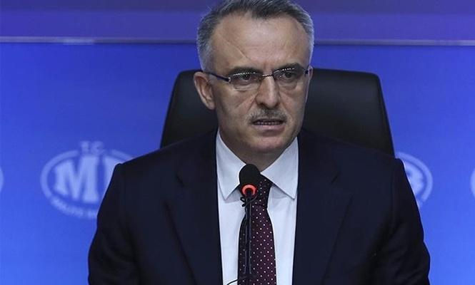 Maliye Bakanı Ağbal`dan bütçe açıklaması