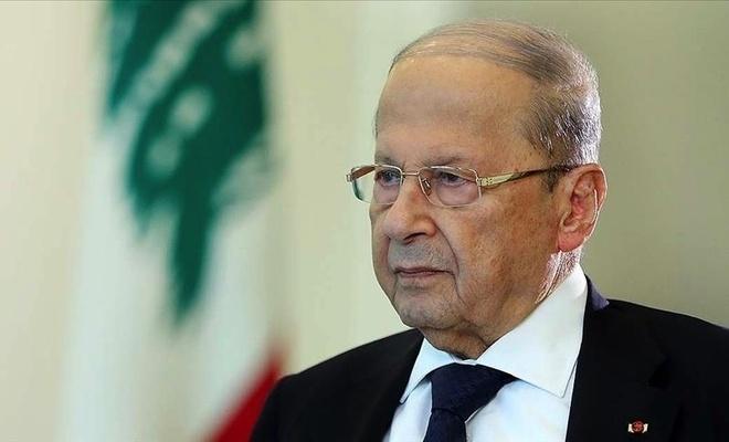 Lübnan Cumhurbaşkanı Avn, işgal rejimini kınadı